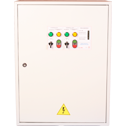 Шкафы управления двумя насосами обслуживания ШК1 102-ХХ-БУПН3